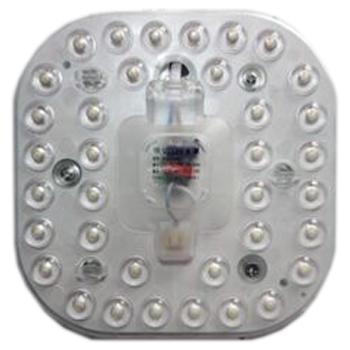 领亿 LED灯贴,吸顶灯改造灯板 模组光源 LED 12W(方形)尺寸: 110mm*110mm 白光