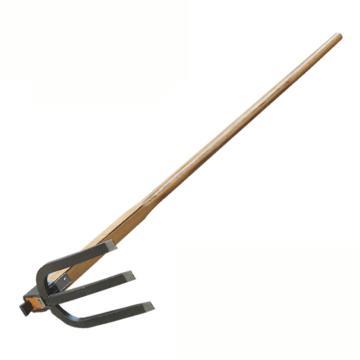 三齿耙,130*220mm,柄长1.2米