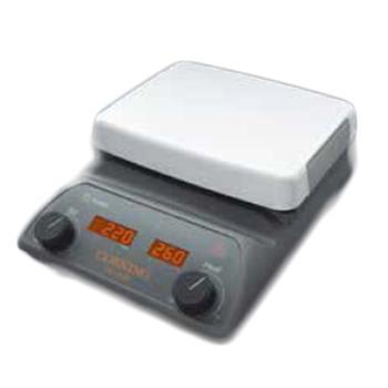 Corning数字显示搅拌加热板,5-550℃/60-1150rpm,11.75*19.7*39.1