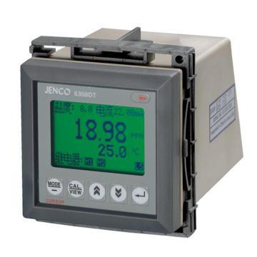 在线工业溶解氧控制器,JENCO,6308DT单机