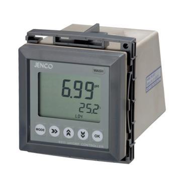 工业在线PH变送器,JENCO,6311配IP-600-9TH(5米)