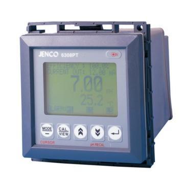 工业在线PH变送器,JENCO,6308 PT(单机)