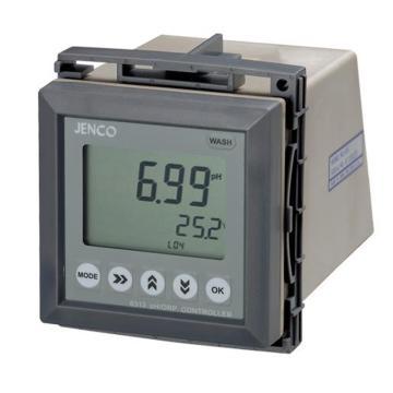 工业在线PH变送器,JENCO,6313配IP-600-10(20米)
