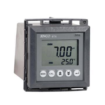 工业在线PH变送器,JENCO,6TX配IP-600-9TH(5米)