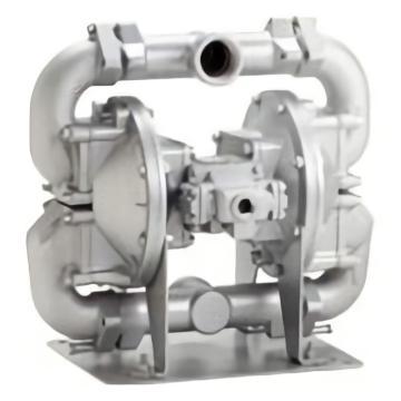 """胜佰德/SANDPIPER S15B1S1WABS000 1_1/2""""金属壳体气动隔膜泵"""