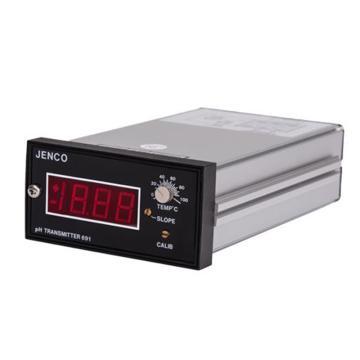工业在线PH变送器,JENCO,691配IP-600-10(20米)