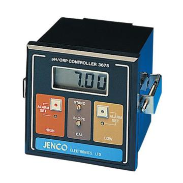 工业在线PH变送器,JENCO,3675(单机)