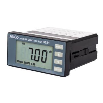 工业在线PH变送器,JENCO,3621配IP-600-9TH(5米)