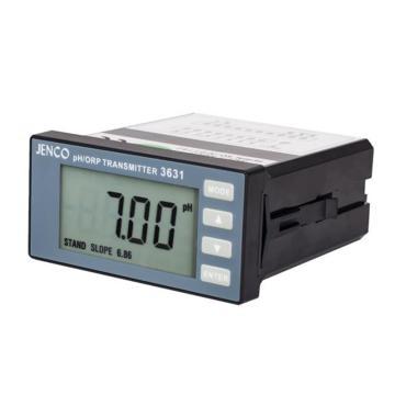 工业在线PH变送器,JENCO,3631配IP-600-9TH(5米)