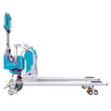 宝骊 步行式电动托盘搬运车,额定载重(kg):1500 货叉尺寸(mm):540*1150,EP15-C 540*1150