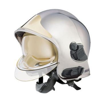 梅思安 F1SF快调型消防头盔,镍,GAA2221100001-BR35