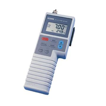 便携式多功能检测仪(pH/mV /Temp),JENCO,6230