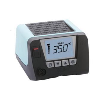 威乐Weller 大功率恒温数显无铅焊台,50-550℃ 150W,单通道电源装置,WT 1H(T0053435599N)