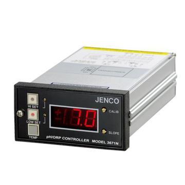 工业在线PH变送器,JENCO,3671配IP-600-10(20米)