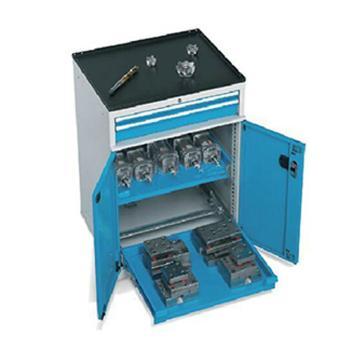 带门工具柜, 723W*600D*600H 2层层板2个抽屉
