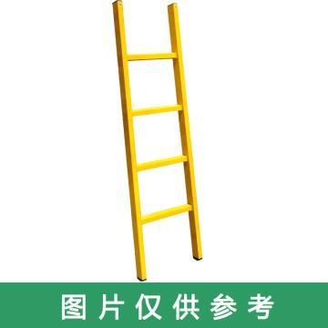 华泰 绝缘单梯,额定载重(kg):150,耐压220KV,梯长1.5M,型号 HT-032 1.5M