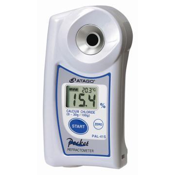 ATAGO融雪剂浓度计,CaCl2浓度计,PAL-41S