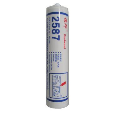 德邦 平面密封硅橡胶,2587,310ML/支