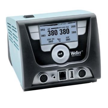 威乐热风焊台,温度范围50-550℃ 主机200W/230V双通道电源装置,WXA 2(T0053425699N)