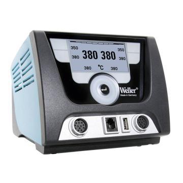 威乐智能快速升温焊台,温度范围100-550℃主机200W/230V双通道电源装置,WX 2(T0053420699N)