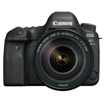 佳能(Canon) 单反套机 EOS 6D Mark II /6D2(EF 24-70F4L+EF 70-200F4L+EF 50F1.8STM)3镜头套装 单位:台