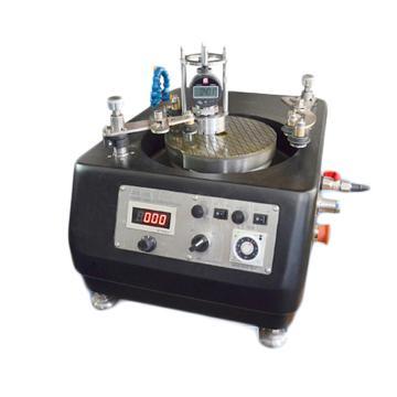 光学仪器一厂 数显自动精密研磨抛光机,SG-POL-802,可用于研磨抛光直径≤80mm或矩形的平面