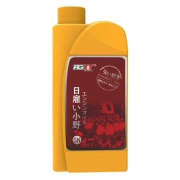 日工小野 合成汽机油,SN 5W-40,1L/桶/12桶/箱