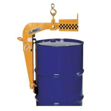 漢利 單桶吊車用桶夾,額定載荷(kg):900 長*寬*高(mm):914*355*812,HCB-1