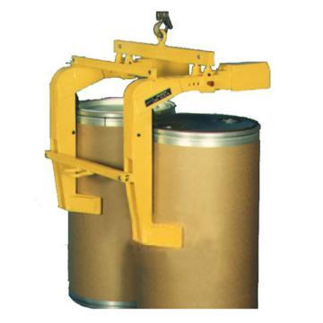 漢利 雙桶吊車用桶夾,額定載荷(kg):600 長*寬*高(mm):914*1016*889,HCB-2