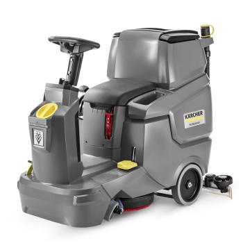 凯驰电瓶式洗地机,BD 50/70 R Bp Classic +Squeegee 850mm(标配刷盘、吸扒,电池120Ah、充电器、极柱、连接线)