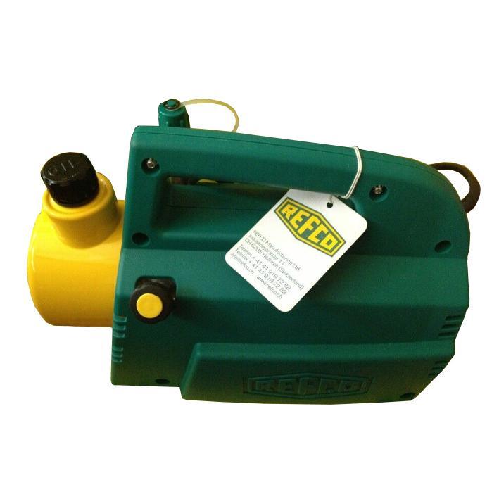 REFCO 冷媒真空泵,RL-4,吸氣量65公升每分鐘,訂貨號4661741