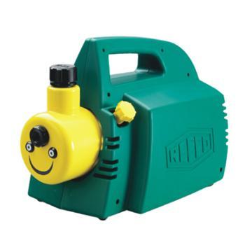 REFCO 冷媒真空泵,RL-2,吸氣量35公升每分鐘,訂貨號4661083