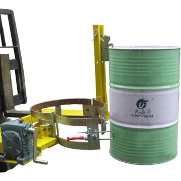 汉利 倒桶夹桶双用桶夹,360°旋转,额定载荷(kg):300,长*宽*高(mm):850*1000*960