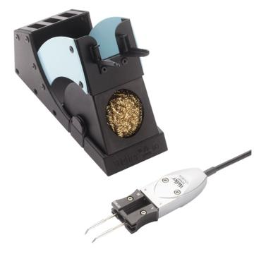 威乐微型拆焊镊子带干式清洁器安全支架, 适用WXMP焊笔,WDH 60(T0051516999N)