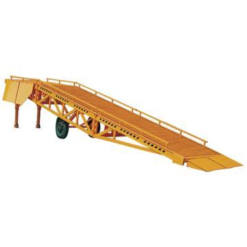 汉利 新YQ-8,移动式登车桥,额定载荷(T):8