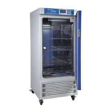 霉菌培养箱,无氟环保型,液晶显示,MJ-150F-I,控温范围:0~65℃,公称容积:150L,工作室尺寸:480x390x780mm