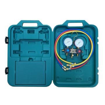 REFCO 双表组(塑料盒装),BM2-3-DS-R410A,订货号9884707