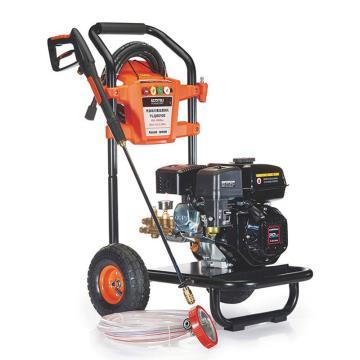 亿力高压清洗机,汽油发动机 YLQ8010E,5200W 额定压力16.5-19Mpa