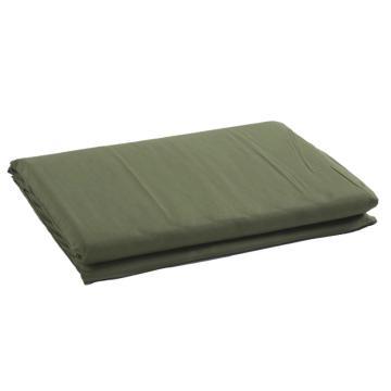 军绿色褥子,军训被子 学生棉被 可拆洗军绿褥子【90x200】3斤