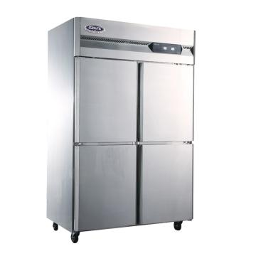 廣東星星 格林斯達A系 四門中溫風冷柜,Z1.0A4F,1220×815×1950mm,內外箱304#不銹鋼,環保冷媒