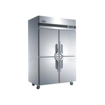 廣東星星 格林斯達B系 四封門雙溫冷凍冷藏柜,QZ1.0L4,1220×760×1950mm,內外箱201#不銹鋼