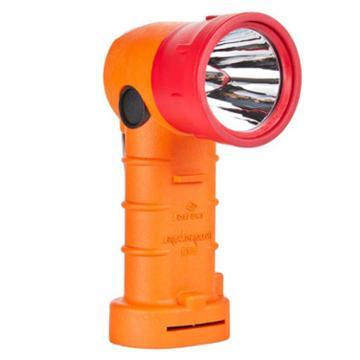 FoxFury BT2+直角灯 380-BT2P-OR(橙色) 三挡亮度,700流明,含配件:门楔、D型钩环、六角扳手,适配4节5号电池(不含5号电池)