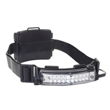FoxFury Command+ LED頭燈,充電 420-T09R 100lm 含充電器、含3節2000mAh鎳氫充電池,單位:個
