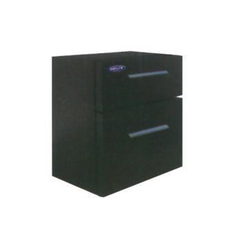 广东星星 格林斯达 二抽小冰箱(铝合金把手),XC-50D2S,522×525×496mm,有效容积48L