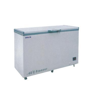 广东星星 格林斯达 卧式深冷冰箱,DW-251-40,1204×730×968mm,有效容积251L,温度-40℃~-10℃