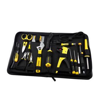 史丹利20件电子维修组套,37-020-23C