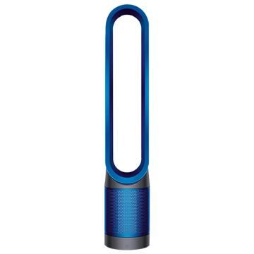 戴森(Dyson)TP00 空气净化风扇 铁蓝色 空气循环 高效净化 无叶安全 新品升级 除甲醛&苯