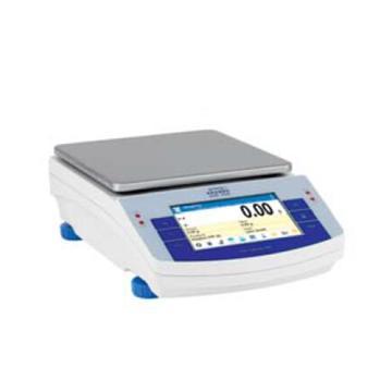 精密天平,量程600 g,可读性0,01 g,内校,WLC 0.6.X2,RADWAG