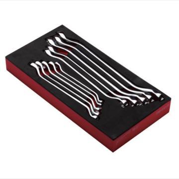 史丹利EVA工具托组套-10件双梅花扳手,90-032-23