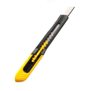 史丹利QuickPointTM中型美工刀,18mm,STHT10151-8-23